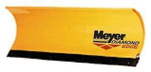 SUMMER PRICING ON NEW MEYER SNOW PLOWS! Meyer Drive Pro, Diamond Edge, Super V LD Snowplows. Best Price on the Market!