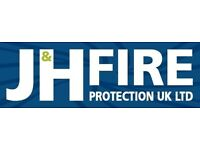 J&H Fire Protection - Pipe Fitter Required