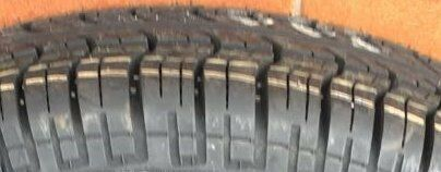 Unused Michelin Tyres 165R13