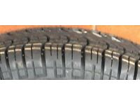Unused Michelin Tyres 165R13