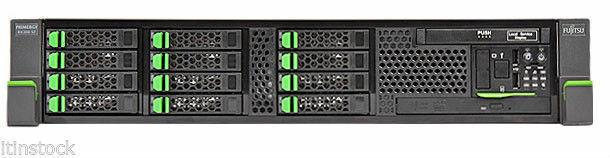 New Fujitsu Primergy Rx300 S8 2 X Xeon 6-core E5-2620v2 32gb Ram 2u Rack Server