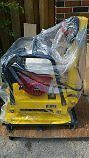 Plate Compactor Honda Brand New 20 inch