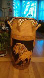 African Drum - from Ghana