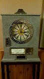 1947 GAMBLING MACHINE RARE COIN OPERATED