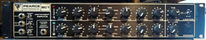 Pearce BC1 2 channel Bass preamp with original footswitch