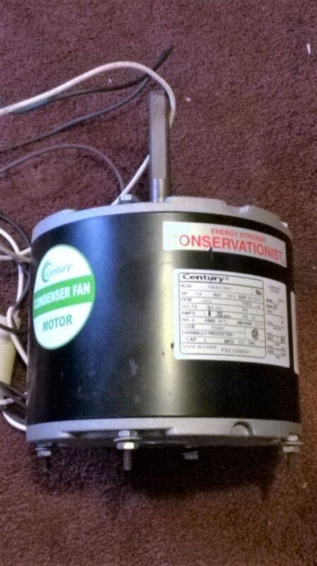 Century condenser fan motor