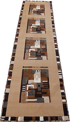 Runner Persian Medallion 3x10 Area Rug Carpet Beige New Actual Size  2'3 x 10'10 2'3'x10' Runner Area Rug