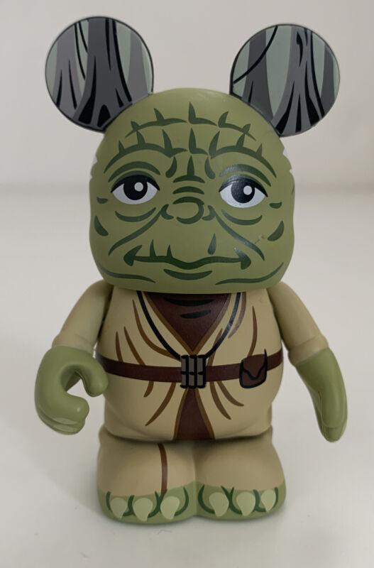 Disney Vinylmation Yoda Star Wars Not Displayed No Box Jedi Master Yoda