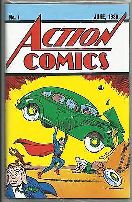 Superman Action Comics #1 Loot Crate June 1938 UNOPENED Reprint COA FREE SHIP!!!