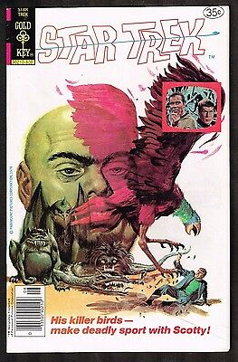 "1978 Gold Key Star Trek #54 ~~ ""Killer Birds"" ~ (9.0) WH"