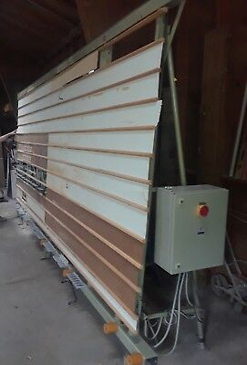 Putsch Meniconi Vps 145 Vertical Panel Saw-woodworking