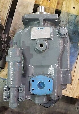Vickers Hydraulic Pump Pvh74qicraf Shipping Available 2278sr