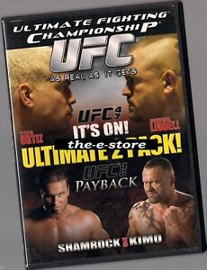 UFC - Ultimate Fighting Championship - DVD - 47 & 48.