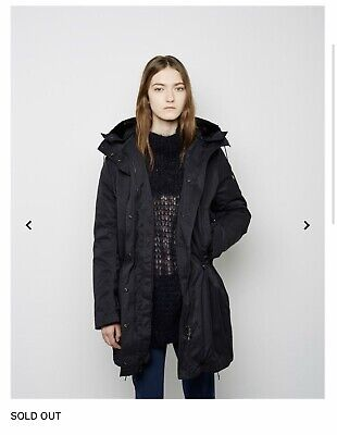 Acne studios Powder Parka jacket - Womens