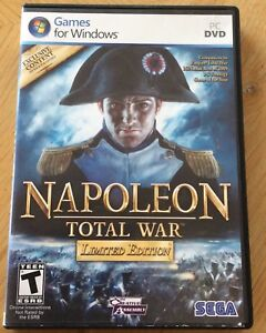 Napoleon, Total War, Limited Edition