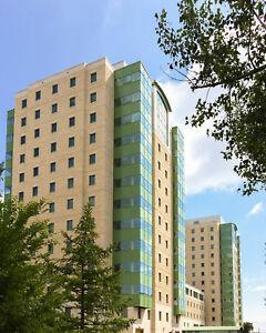 4 Bed Apartment - On University of Regina Campus!