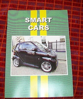 SMART CARS ROAD TEST REPRINTS BOOK. CP PRESS.