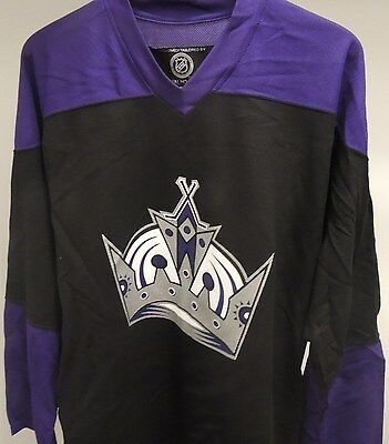NHL Los Angeles Kings Hockey Jersey New Mens Size MEDIUM](Hockey Nhl)