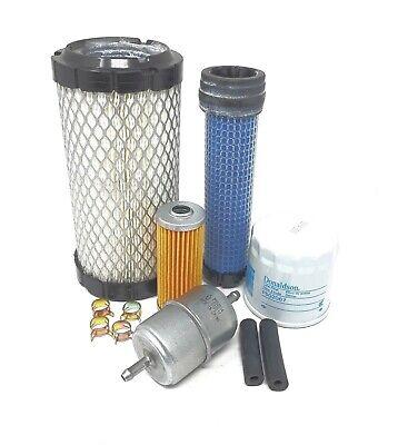Cfkit Maintenance Filter Kit For John Deere 1026r 1023e Compact Tractor
