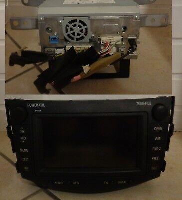 Autoradio NAVI TOYOTA RAV 4 Radio Navigationssystem RAV4 86120-42240 RAV4 ()