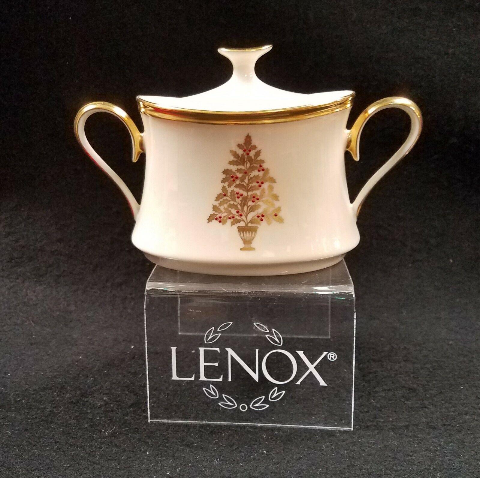 LENOX Eternal Christmas Sugar Lid - $119.95