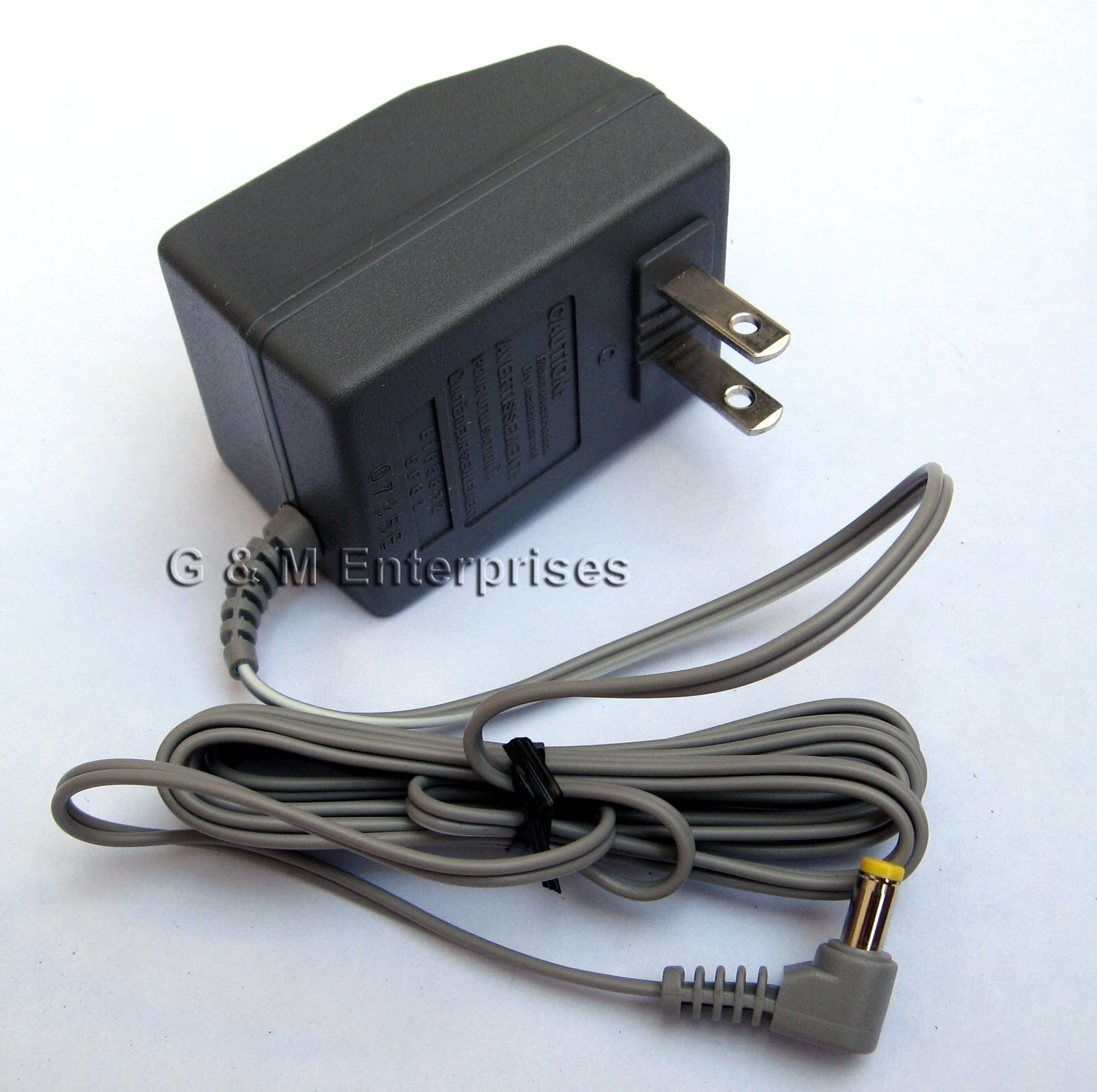 Panasonic Pqlv208v Replacement Ac Adapter For Cordless Handset Chargers