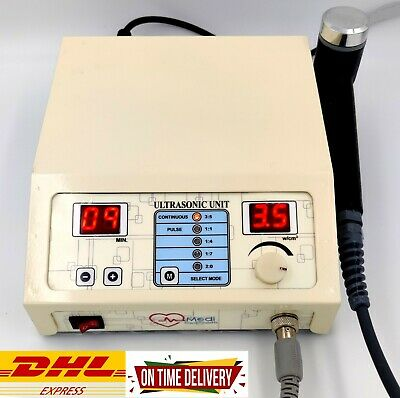 Pro Ultrasound Ultrasonic 1mhz Therapy Unit Portable Pain Relief Therapy Machine