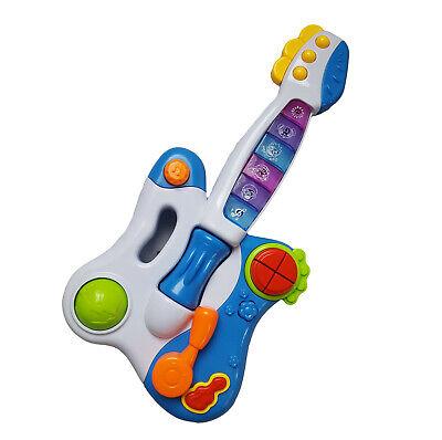 E Gitarre für Babys und Kleinkinder, Musik Spielzeug, Kindergitarre, Rassel  ()
