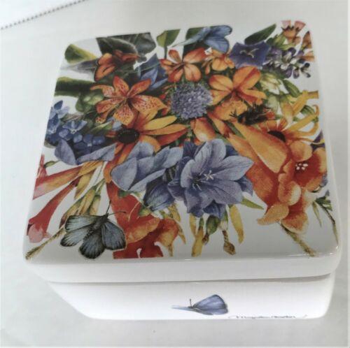 Marjolein Bastin Ceramic Trinket Box Small Nature