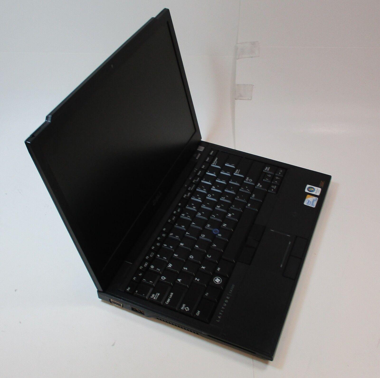 Dell Latitude E4300 / Core 2 Duo - P9400 @ 2.53GHz / 4 GB RAM / 250 GB HDD /NOOS