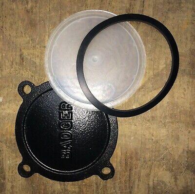 Badger Bottom Plate Kit - Cast Iron - 58