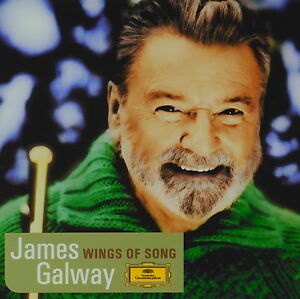 James Galway - Wings of Song   *** BRAND NEW CD ***