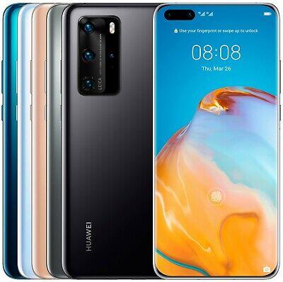 """Huawei P40 Pro 256GB 8GB RAM ELS-NX9 Dual Sim (FACTORY UNLOCKED) 6.58"""" 50MP"""