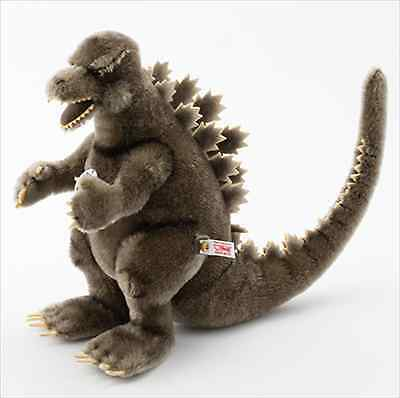 Godzilla 60th Memorial Product Steiff Japan 1954 Limited Edition from JAPAN NEW!