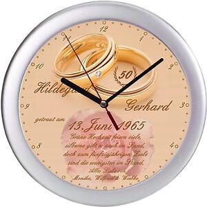 Geschenk zur Goldenen Hochzeit Goldhochzeit Goldene Hochzeit 50. Hochzeitstag