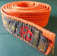 Hayashi 220cm Red Belt. Tae Kwon Do / Karate. Uk Dispatch -  - ebay.co.uk