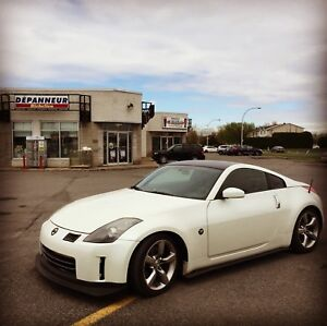 Nissan 350z 2006 top clean
