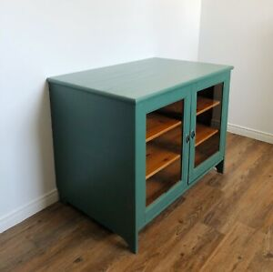 Green and Natural TV Stand