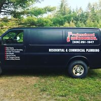Fully licensed plumber  for all your plumbing needs