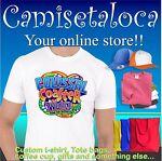 camisetaloca online store