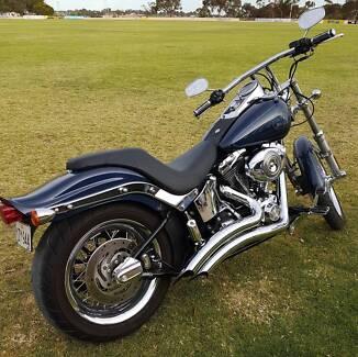Harley Davidson Custom Softail 2009