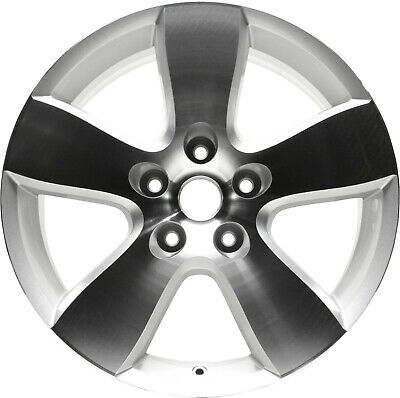 Aluminum Alloy Wheel Rim 20 Inch 2009-2013 Dodge Ram 1500 5-139.7mm 5 Spokes