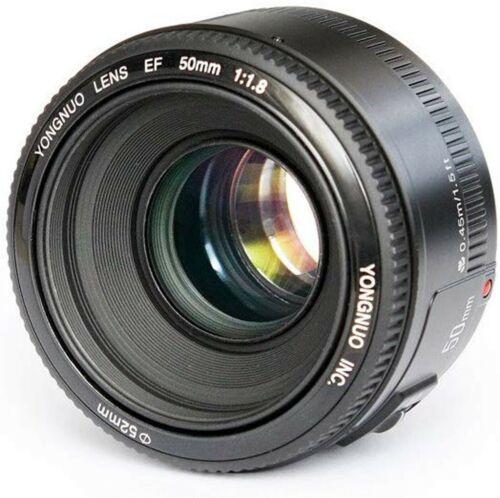For Canon EF 50mm f/1.8 STM Lens