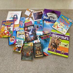 Variety of children's books