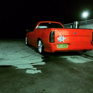 Xr6 turbo 317kw swap for Diesel Ute