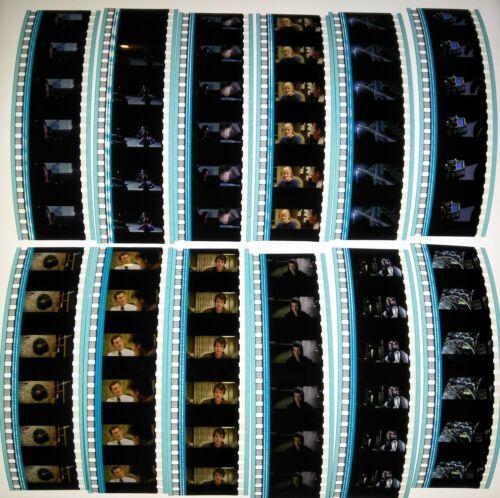 The Amazing Spider-Man Movie 60 x 35mm Genuine Film Cells 12 x Strips Cinema B