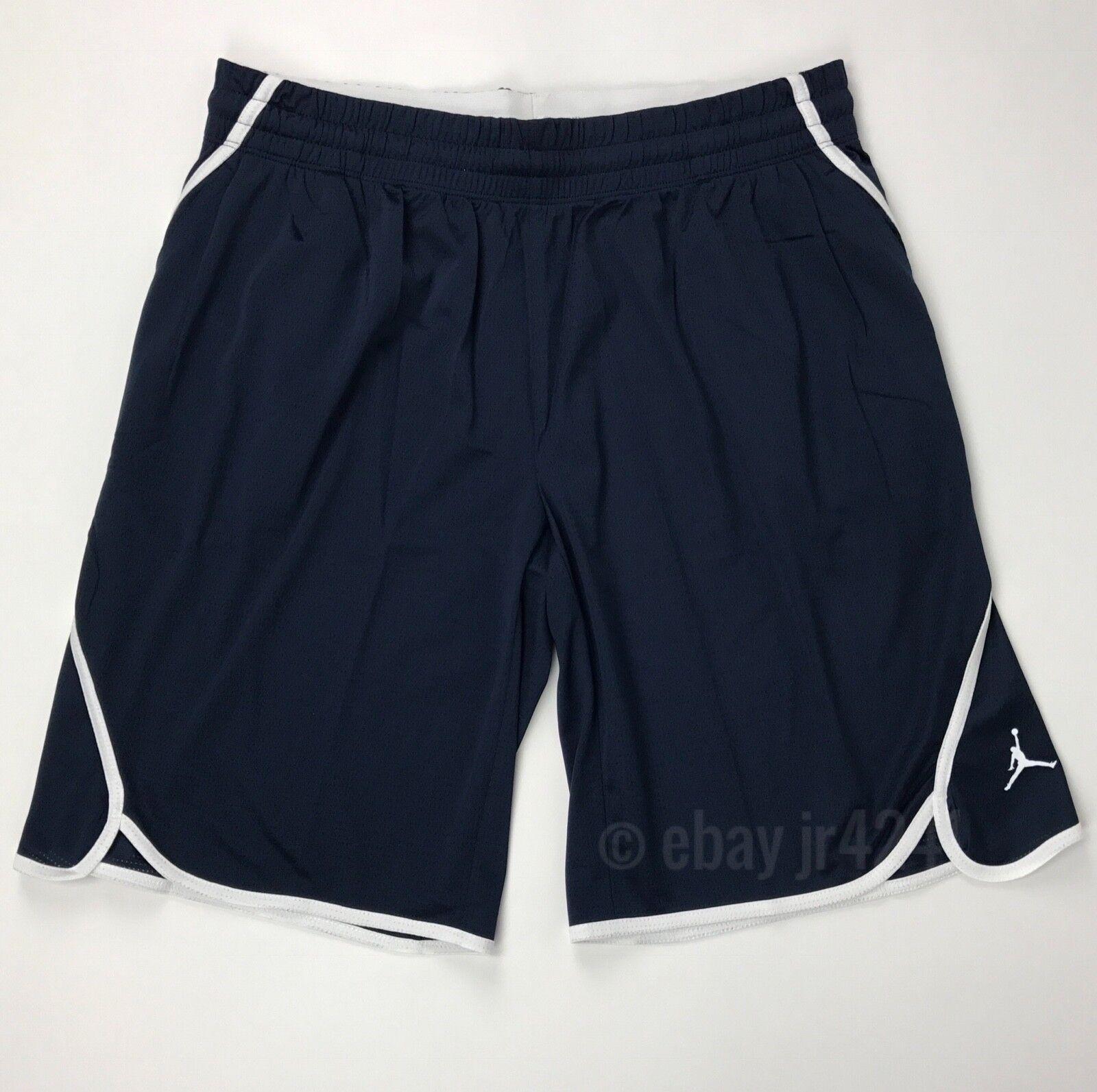 Jordan Men/'s Flight Air Basketball Shorts AR2830 014 size X-Large New with tag