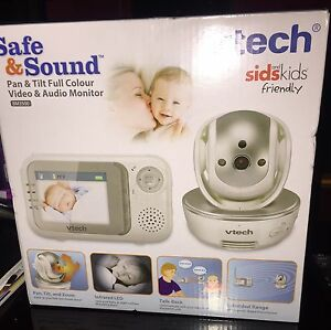BRAND NEW NEVER OPENED SAFE&SOUND  VIDEO/AUDIO MONITOR Meadowbrook Logan Area Preview