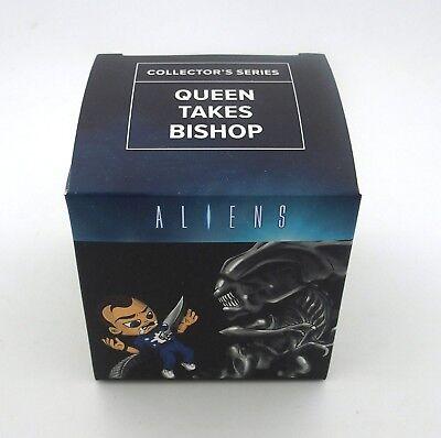 Aliens Queen Takes Bishop Mini Figure Loot Crate Exclusive September 2017