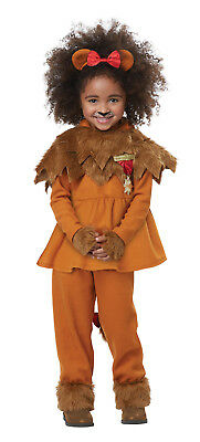Courageous Lion Heart Wizard Of Oz Toddler Costume (Wizard Of Oz Toddler Costumes)